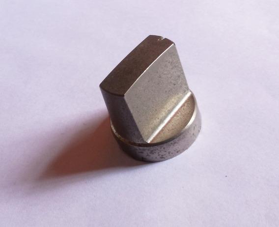 Botão Knob Gradiente Modelos 166, 126, Etc Pequeno Metálico
