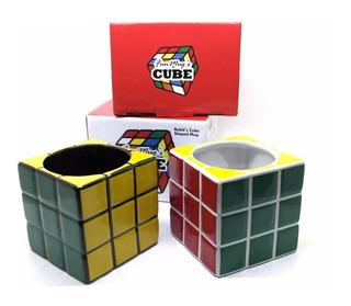 Taza Cubo Rubik