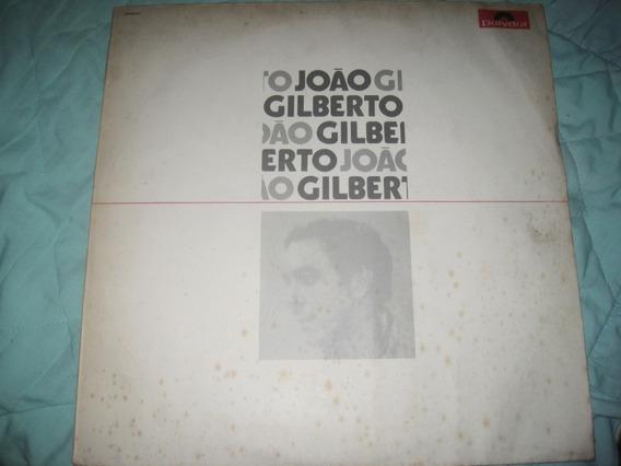 Lp Joao Gilberto Polydor 1973 Importado !! Vinil Em Perf Est