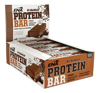 Protein Bar Caja 16 Unid Ena Sport Barras Proteícas