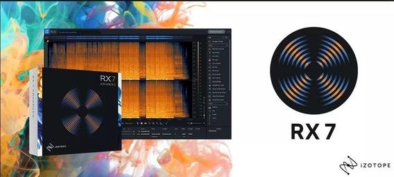 Izotope Rx7 Advanced + Instalacion Remota