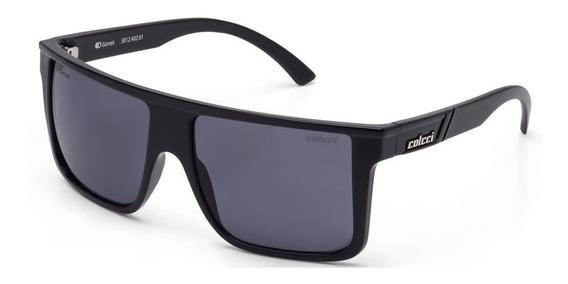Oculos Solar Colcci Garnet 5012a0201 Preto Brilhoso Original