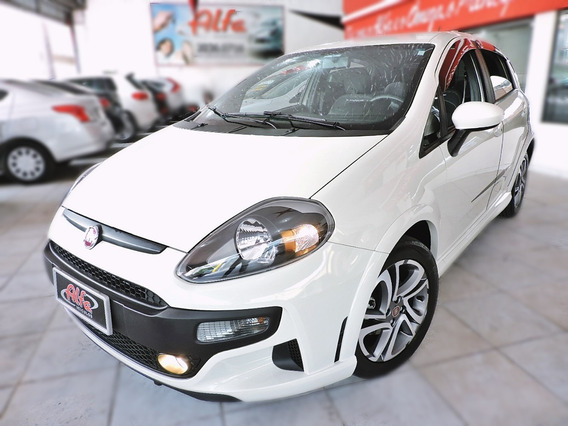 Fiat Punto Blackmotion Dualogic 1.8