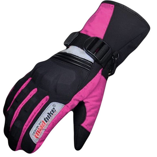Guantes Impermeables 100% Moto Termicos Proteccion Mad Mujer