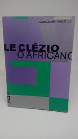 O Africano - Livro Usado