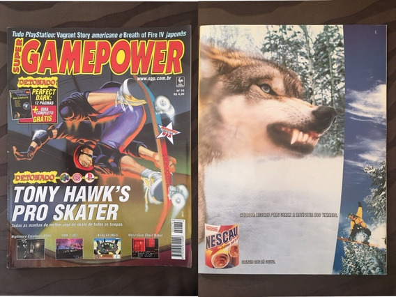 Revista Super Game Power Nº 76