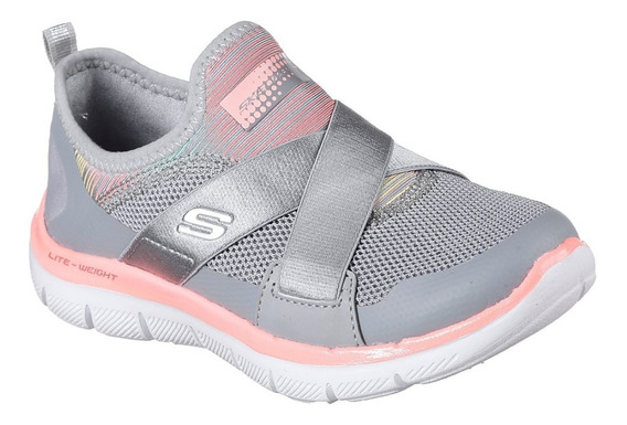 Zapatillas Skechers Niña Appeal 2.0 Kick N´kross Deportivas