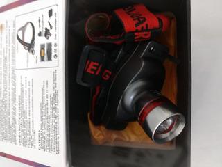 Lanterna Recarregavel Para Cabeça J.w.s 62000w-cree Q5