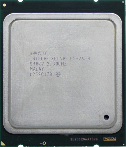 Processador Xeon E5-2630 Six Core 2.30ghz/15m - Intel