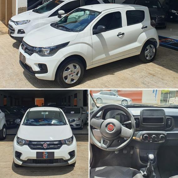 Fiat Mobi Easy 1.0 2019 Com Ar Condicionado