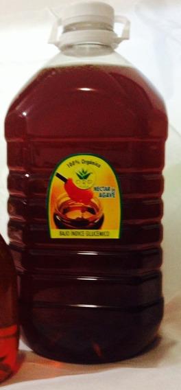 Miel Agave Premium De Exportacion 6.5kg 100%pura Agave Azul