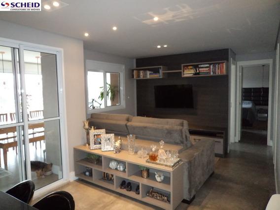 Apartamento Com 85 M² No Condomínio Square Santo Amario: - Mr67462