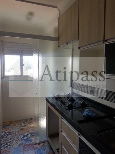 Oportunidade!!! Apartamento 56m² - Sta. Terezinha - São Bernardo Do Campo - At539