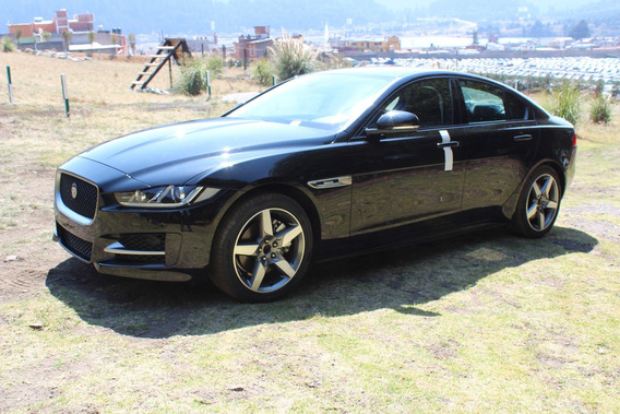 Jaguar Xe 2.0 R-sport At
