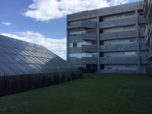 Departamento En Venta O Renta En Edificio Mazik En Reserva Territorial Atlixcayotl San Andres Cholula Puebla. (no Amueblado)