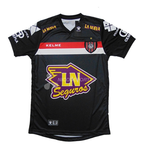 Camiseta Chacarita Suplente Kelme 2019 + Estampado