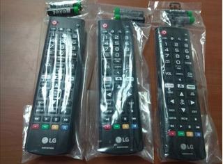 Control Remoto Tv Lg Original