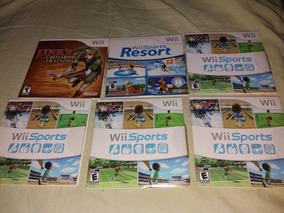 Jogos Originais Nintendo Wii