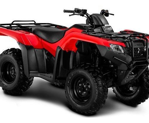 Honda Atv Trx420fm 2020