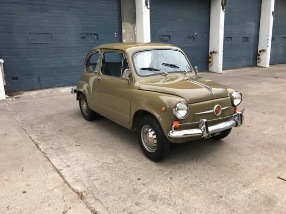 Fiat 600 E Inmaculado Estado (@vartevargarage)