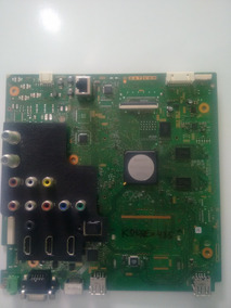 Placa Principal Tv Sony Md:kdl32ex425 Cd:1-884-915-11