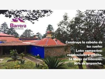 Terreno En Venta Padrisimo Fracc Residencial Campestre, Lotes Dentro Del Bosque C Crédito