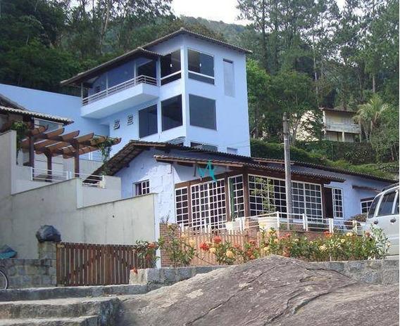 Casa Com 5 Dormitórios À Venda, 240 M² Por R$ 1.100.000 - Marina - Mangaratiba/rj - Ca0464