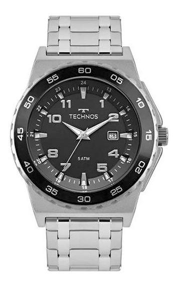 Relógio Technos Masculino Performance Racer 2115mqm/1p