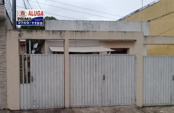 L593 Casa Em Jardim Samara Com 45m2