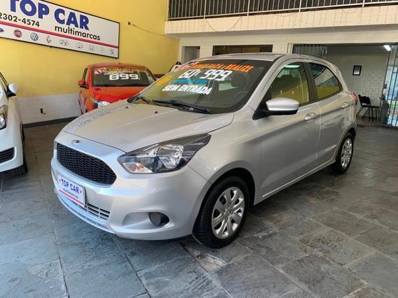 Ford Ka 1.0 Se Flex 4p 2018 Sem Entrada