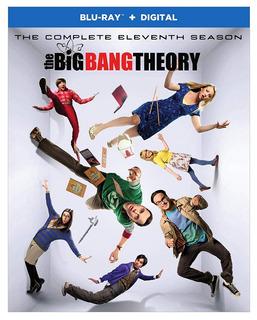 Blu-ray The Big Bang Theory Season 11 / Temporada 11