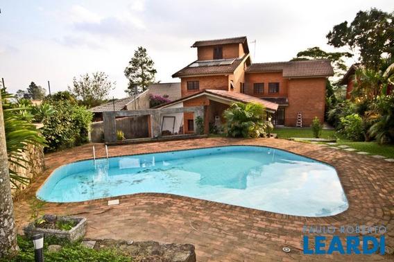 Casa Em Condomínio - Morada Dos Pássaros - Sp - 539441