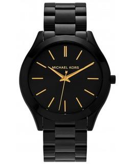 Reloj Michael Kors Mujer Mk3221 Black Agente Oficial Unitime