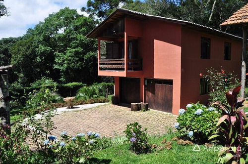 Chácara Com 6 Dormitórios À Venda, 22164 M² Por R$ 1.600.000,00 - Roseira - Campina Grande Do Sul/pr - Ch0014