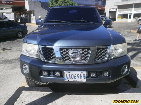 Nissan Patrol Gl