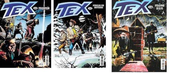 Revista Tex Kit 053 Com 03 Unidades