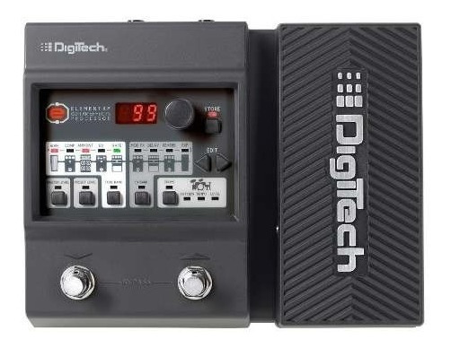 Pedaleira Digitech Element Xp P\ Guitarra - Pronta Entrega