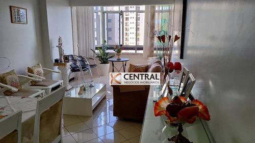 Apartamento Com 2 Dormitórios À Venda, 68 M² Por R$ 425.000,00 - Pituba - Salvador/ba - Ap2582
