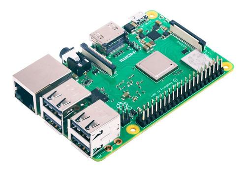 Imagen 1 de 4 de Raspberry Pi 3 B Plus