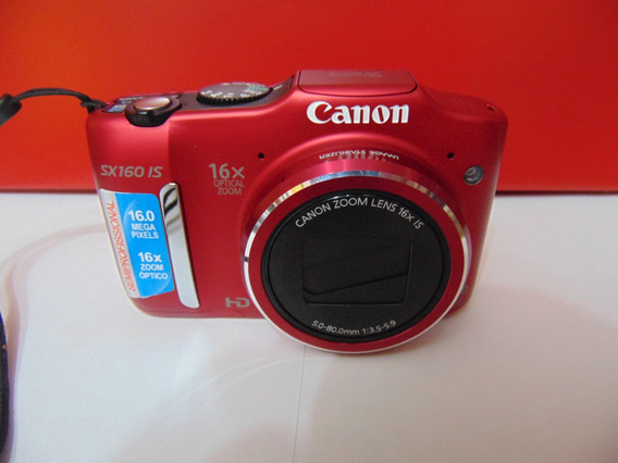 Camera Digital Canon Power Shot Sx160 Is