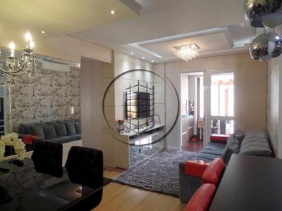 Apartamento Com 03 Dormitório(s) Localizado(a) No Bairro Centro Em São Leopoldo / São Leopoldo - 3988