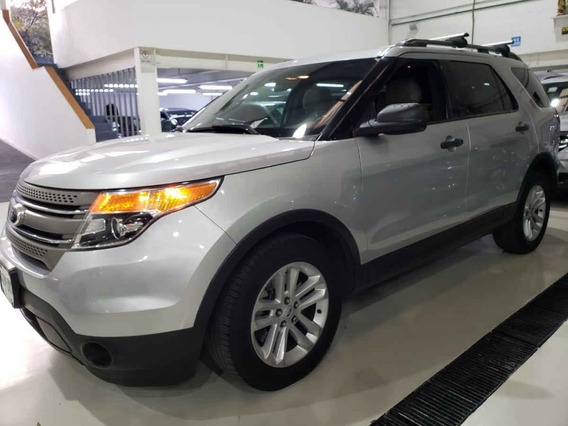 Ford Explorer 2014 Explorer Fwd 4dr Base