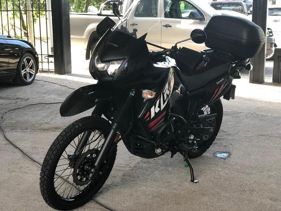 Kawasaki Krl 650 Mod14 U$s10.500 Permuto / Financio.
