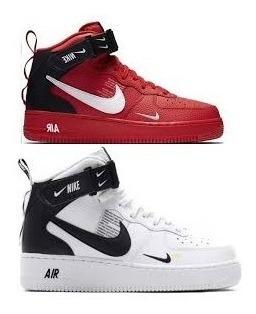 Tênis Nike Air Force One Tm Promoção Kit 2 Pares Envio 24h