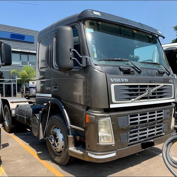 Camion Volvo Fm 370 6x2 ´09 $ 2750000