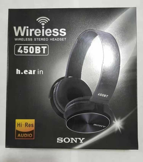 Audifonos Bluetooth Sony Mod 450bt Inalambricos 8$ Mayor
