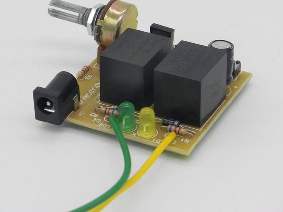 Kit Com 3 Controladores (2 Chave Alavanca) E 3 Fontes