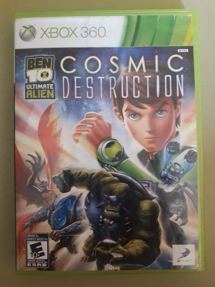 Ben 10 Ultimate Alien Cosmic Destruction Xbox 360