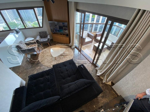 Apartamento Duplex Para Venda Lançamento Na Vila Olímpia,by Pininfarina  - Sf31662