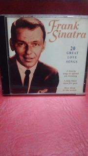Frank Sinatra - 20 Great Love Songs - Cd Importado